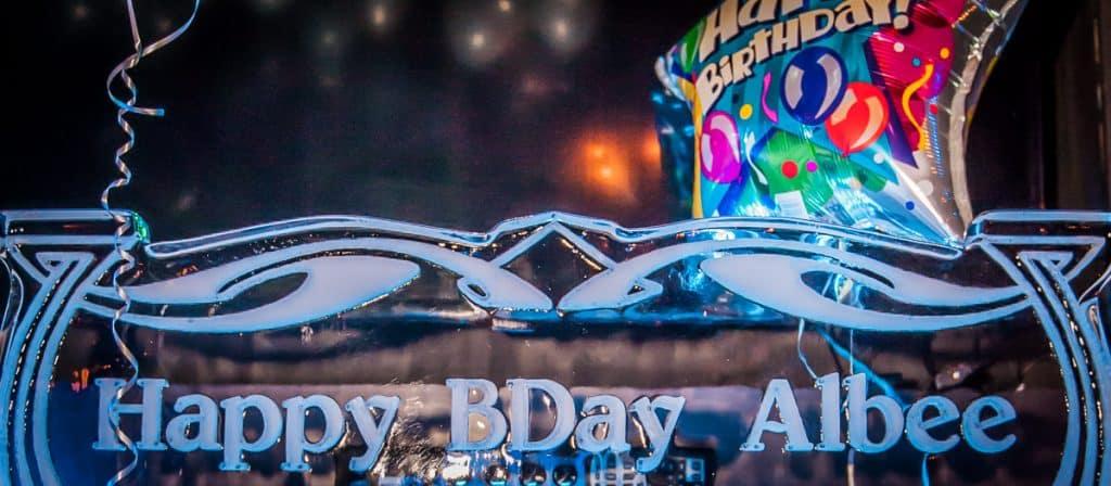 Albee Birthday Event Photography